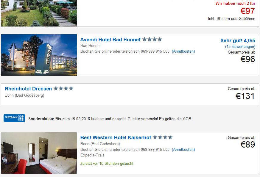 IHA legt Sanktionierung von Expedia offen: Sollen Hotels zu Raten- und Verfügbarkeitsparität gezwungen werden? Nun wird Klage eingereicht (Screenshot: IHA)