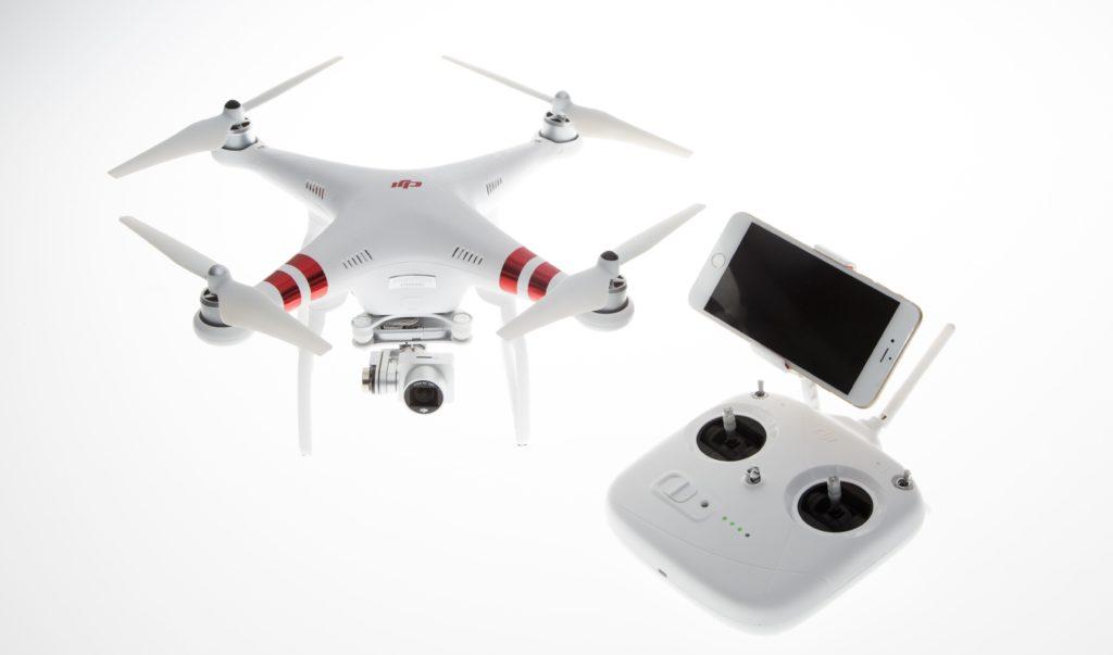 "Massentauglich mit HD-Kamera: Neue Drohne ""DJI Phantom 3"" (Foto: DJI)"