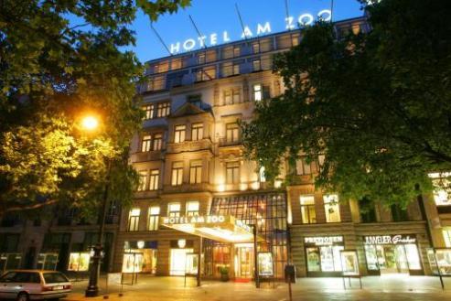 """Hotel Zoo in Berlin wurde """"Hotelimmobilie des Jahres 2015"""""""