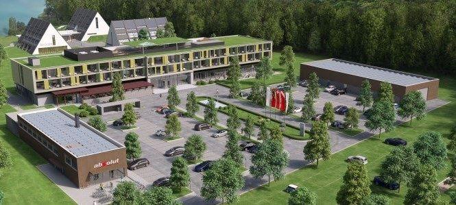 Neues Deltapark Vitalresort am Thunersee in der Schweiz