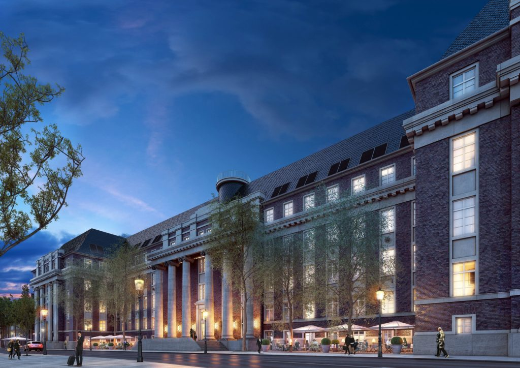 Hyatt House Düsseldorf - Neues Konzept für Serviced Apartment eröffnet Anfang 2017