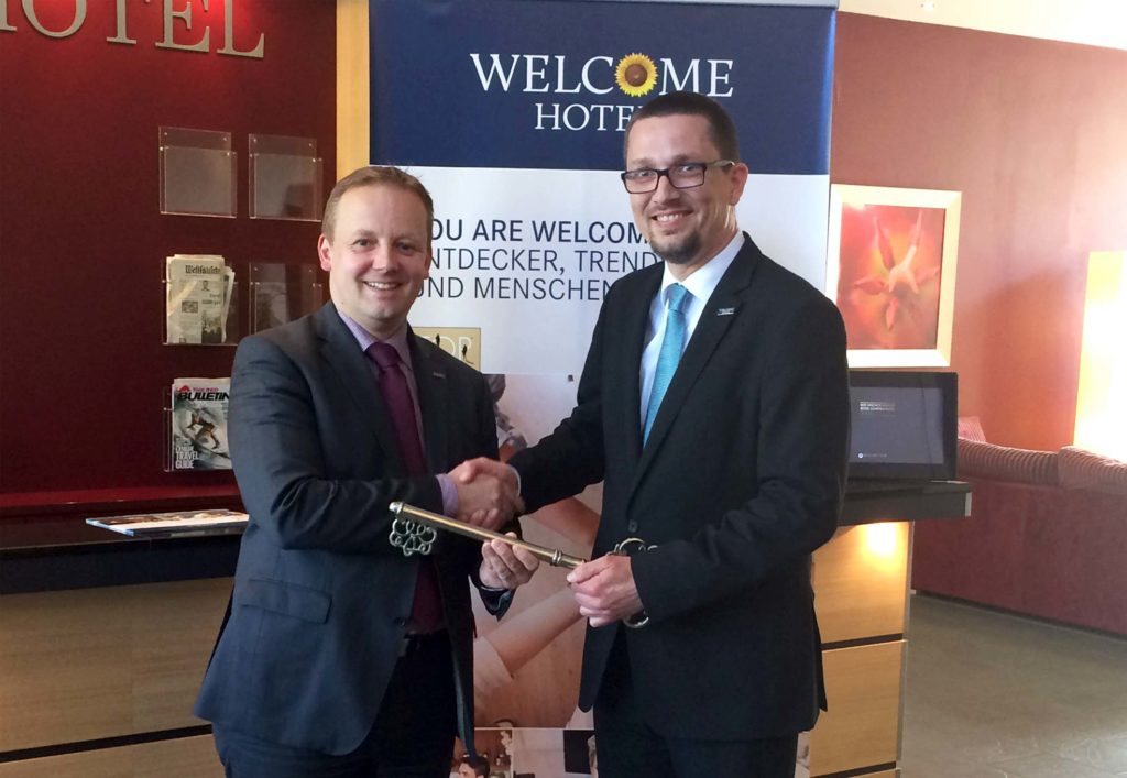 Welcome Hotel Paderborn: Frank Jacobi löst Carsten Hinz ab (Foto: Welcome Hotels)