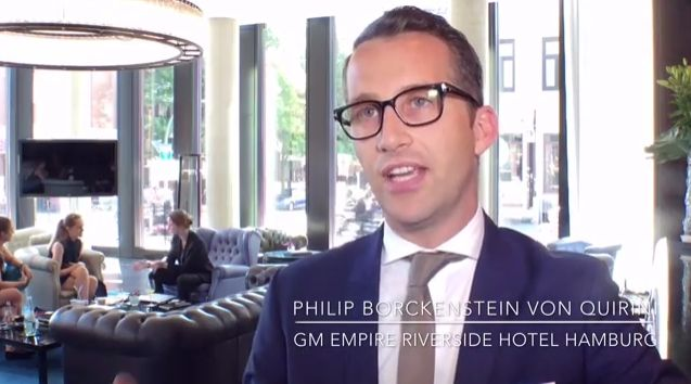 Mehr Gehalt für Köche - Was Tophotelier Philip Borckenstein von Quirini gegen den Fachkräfte-Mangel unternimmt