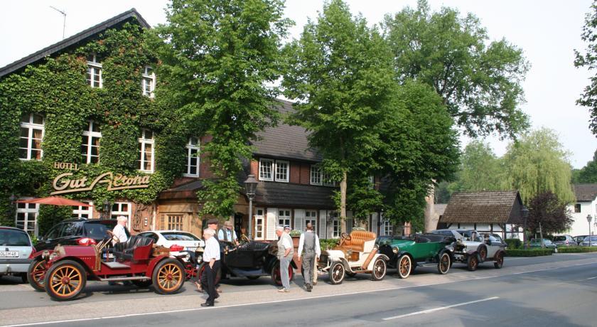 Hotel Gut Altona in Dötlingen