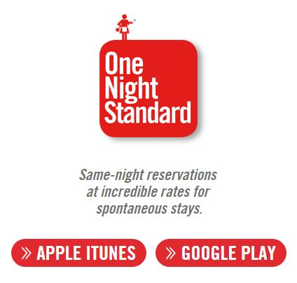 One Night - App Standard Hotel NYC