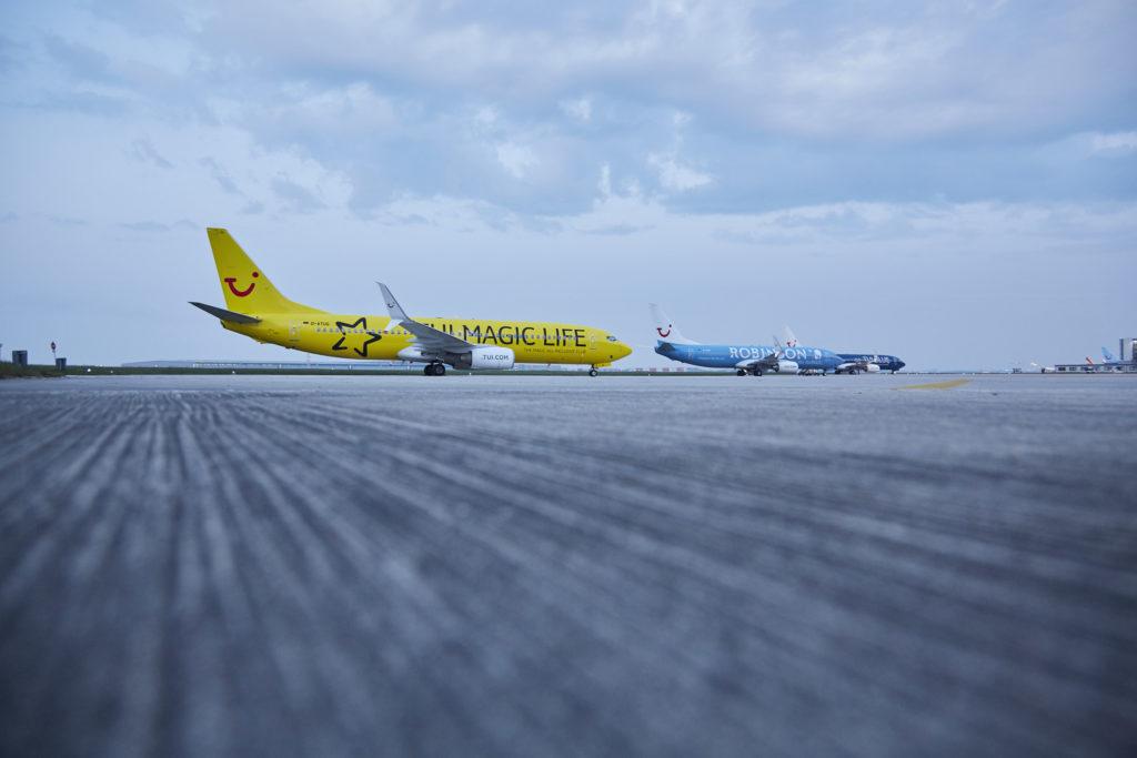 TUI-Flugzeuge / Foto: TUI