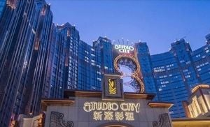 Studio City Macao