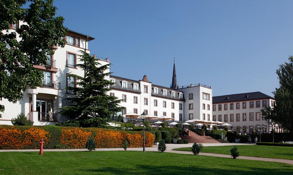 Schloss Reinhartshausen, nun ein Seminarhotel von Chateauform