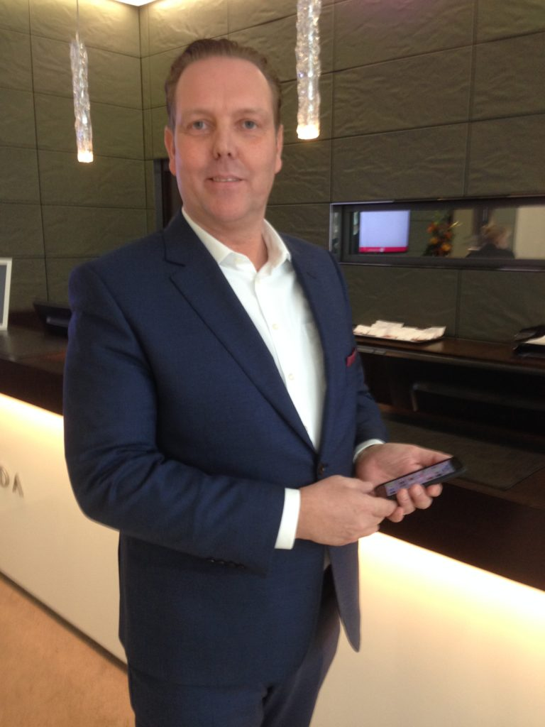 Chief Commercial Officer Andreas von Reitzenstein gilt als Vordenker in Sachen Travel Technology (Foto: H-Hotels)