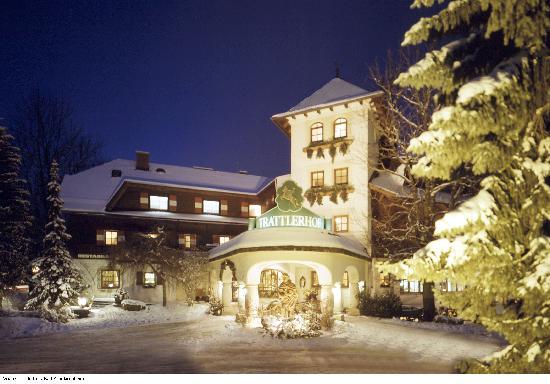 Hotel Trattlerhof in Bad Kleinkirchheim