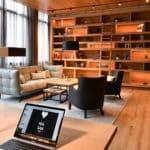 Steigenberger Hotel München - Bibliothek