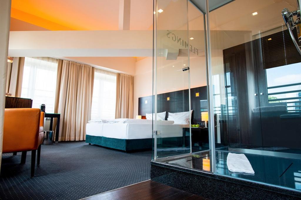 Flemings Hotel München - Zimmer