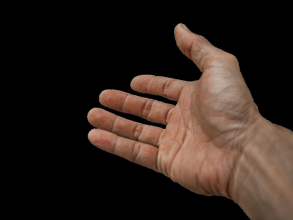 helping hand - truthseeker